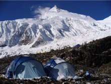 Mt. Manaslu Light Expedition CZ (2006)